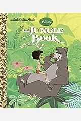 The Jungle Book (Disney The Jungle Book) (Little Golden Book) Hardcover