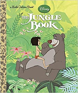 Image result for jungle book book