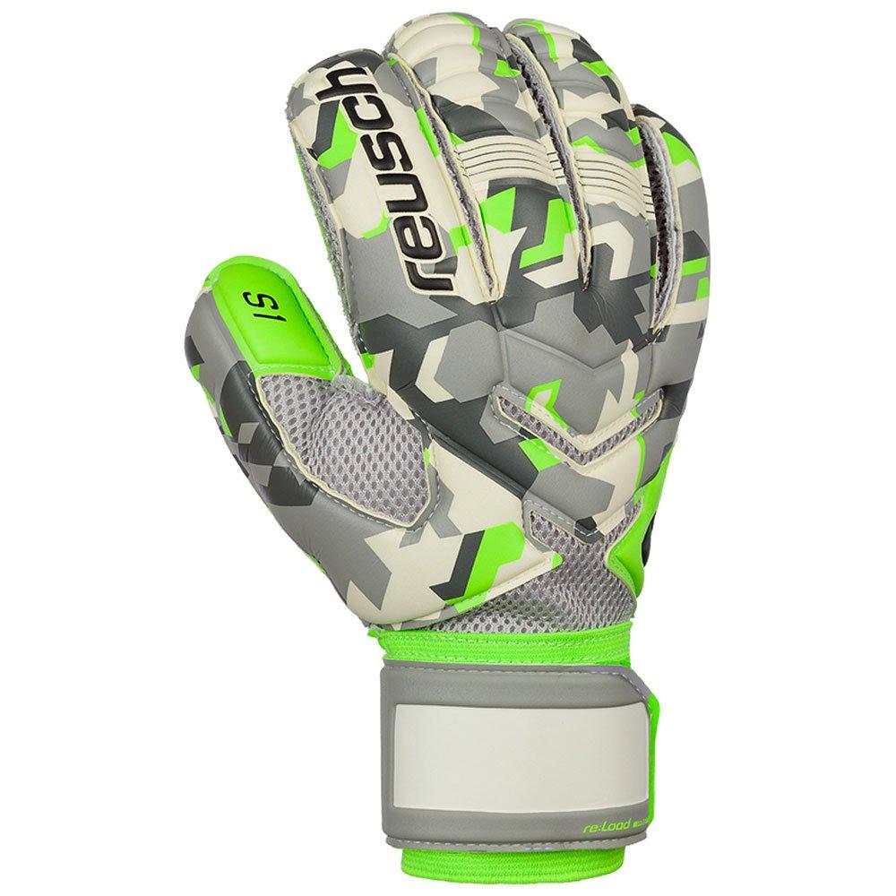 Reusch Herren Reload Prime Fußball Torwart Handschuhe