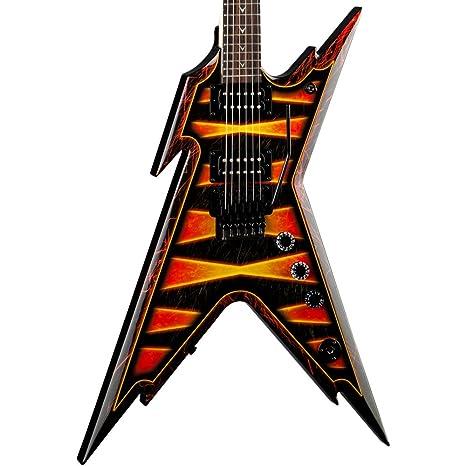 Dean RZR DB F BUMBLEBEE Firefly guitarra eléctrica: Amazon.es ...