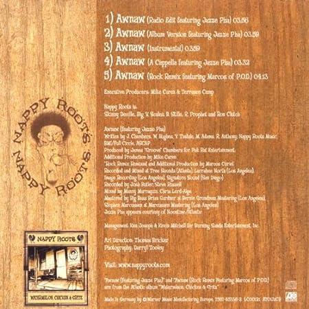 Anaw : Nappy Roots: Amazon.es: Música