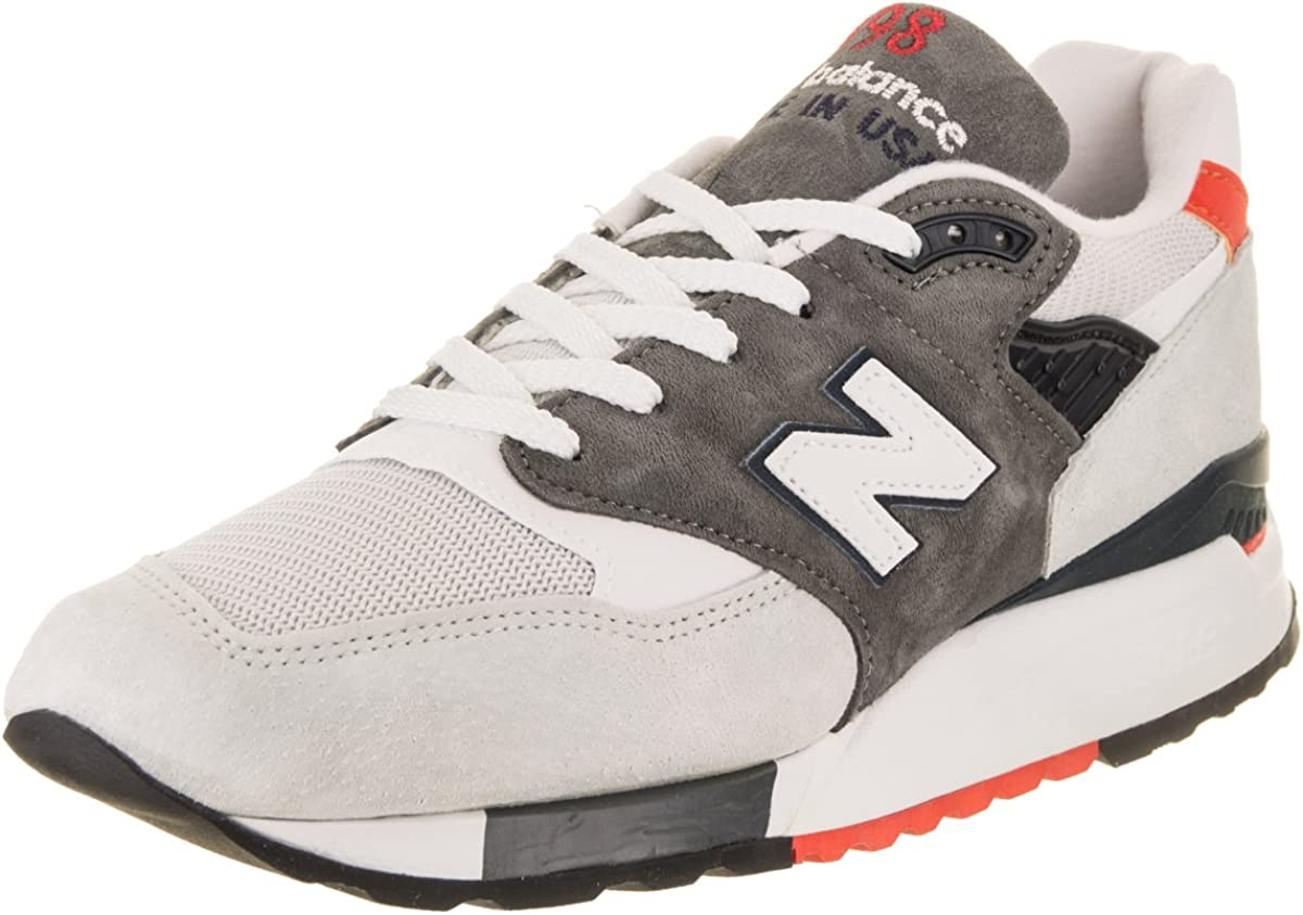 New Balance Men's Connoisseur Retro Explore by Air 998 Sneakers - Grey