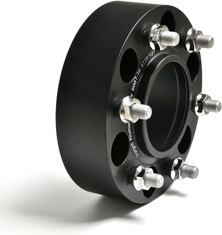 4 50mm Hubcentric Wheel Spacers 6x5.5 for Ford Ranger T4,T5,T6,T7,XLT,Wildtrak