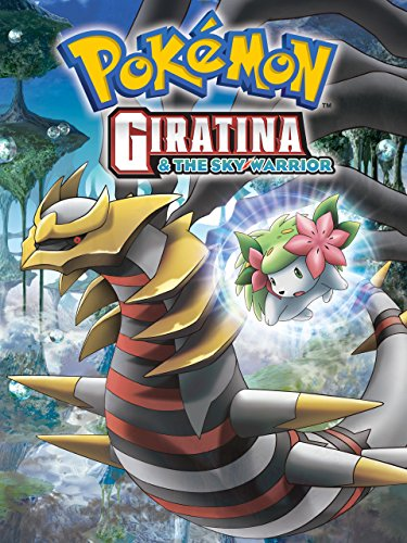 Pok Mon  Giratina And The Sky Warrior