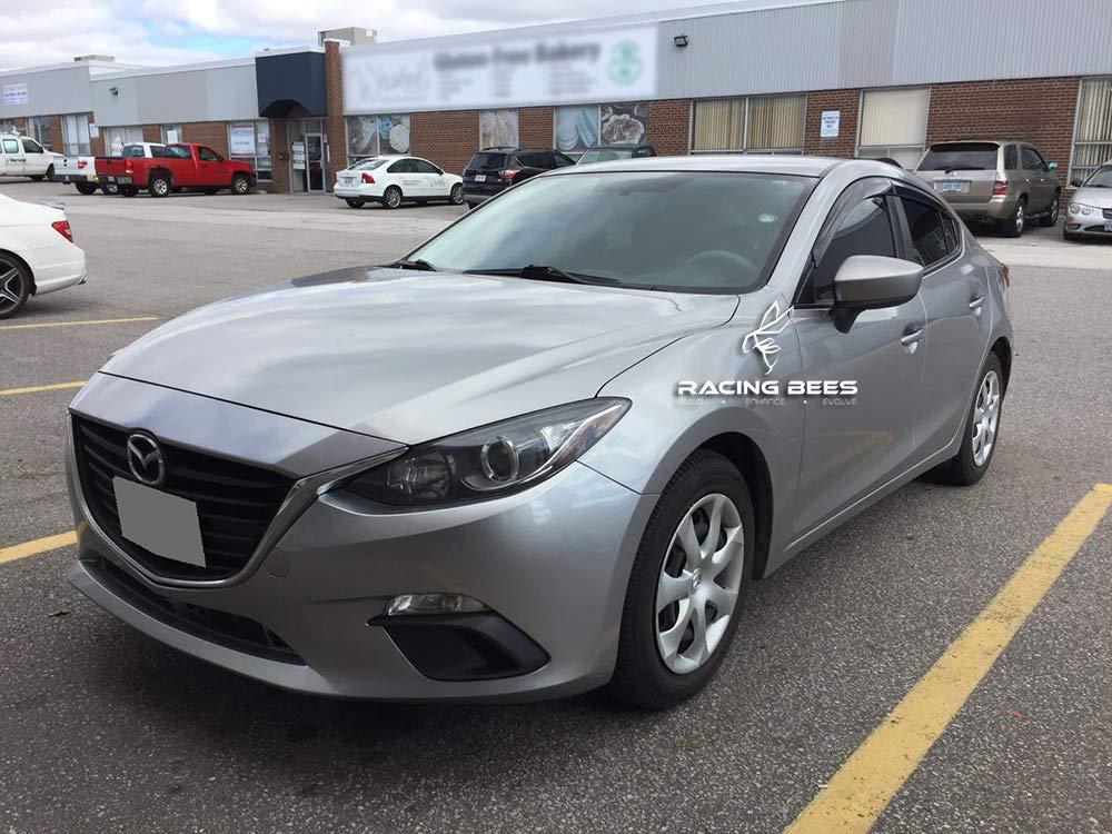 4 pcs Racingbees 2017-2018 Mazda CX-5 Side Window Visor