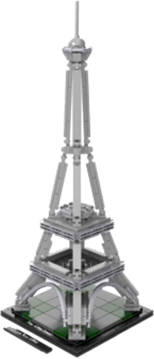 LEGO Architecture - Juego de construcción La Torre Eiffel ...