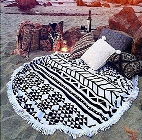 cckiise Mandala Tapestry Tassels Blanket product image