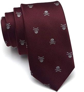 Acheter cravate tete de mort online 6