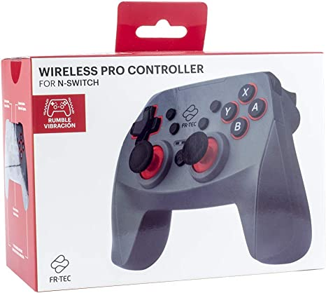 FR·TEC - Pro Controller Bluetooth - Nintendo Switch: Amazon.es ...