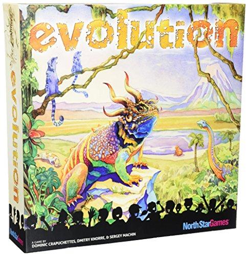 Evolution Board Game (Strain Game)
