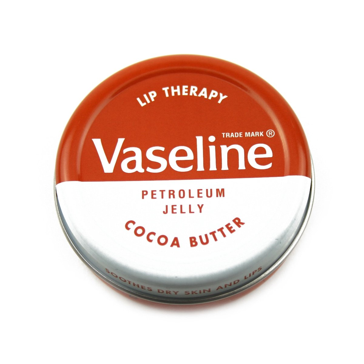 Vaseline Lip Therapy With Cocoa Butter Petroleum Jelly 20g 014006