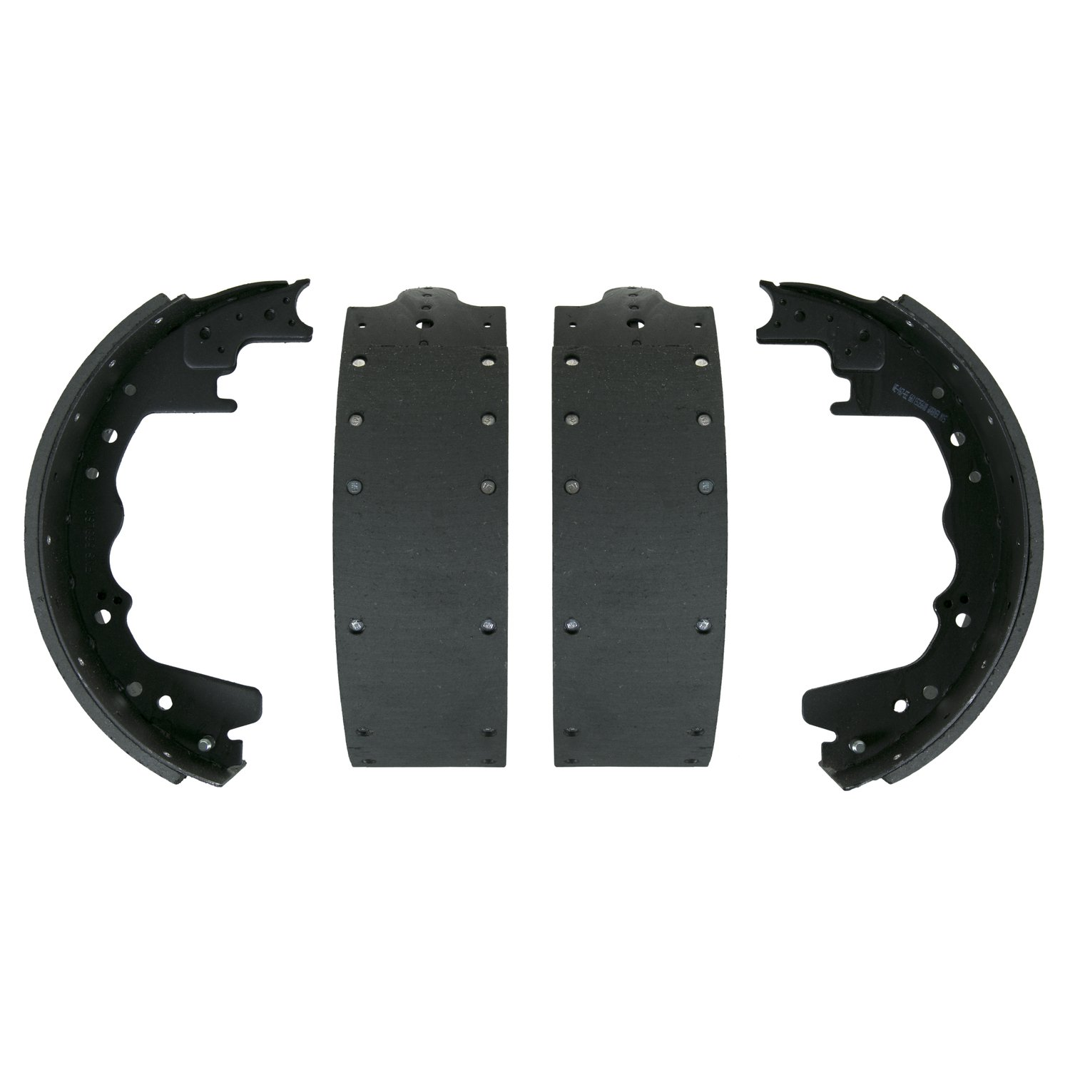 Wagner QuickStop Z583R Brake Shoe Set, Rear