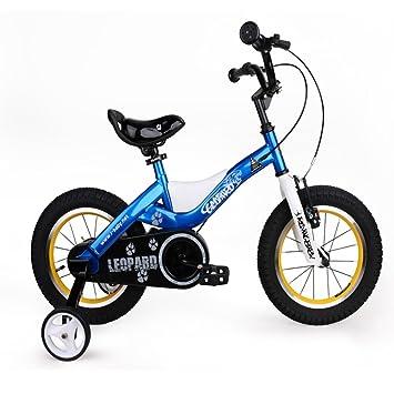 Bicicleta de los niños, 16/14/18 pulgadas Hombres y mujeres bicicleta del
