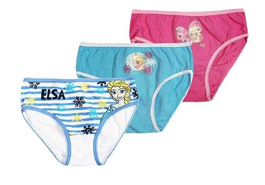 Kids Boys Girls Paw Patrol Frozen Spiderman Briefs Underwear Knickers 3Pack Set