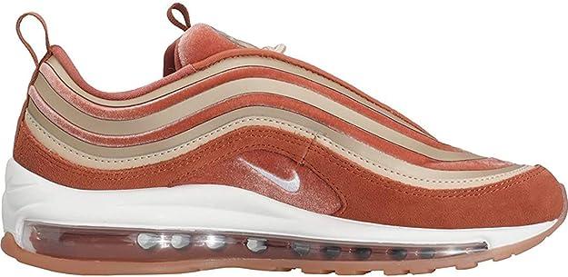 Amazon Com Nike Womens Air Max 97 Ultra 17 Lx Running Trainers