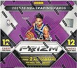 2017/18 Panini Prizm NBA Basketball HOBBY box (12 pk)