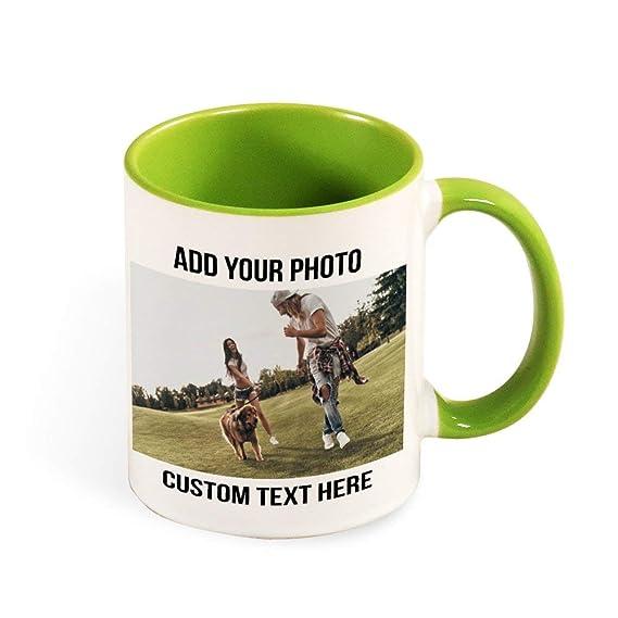 A mug for dog lovers All I Need is Coffee and My Dog Coffee Mug A fully custom glitter coffee mug.