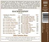 Rachmaninov: Preludes Op 3, 23 & 32
