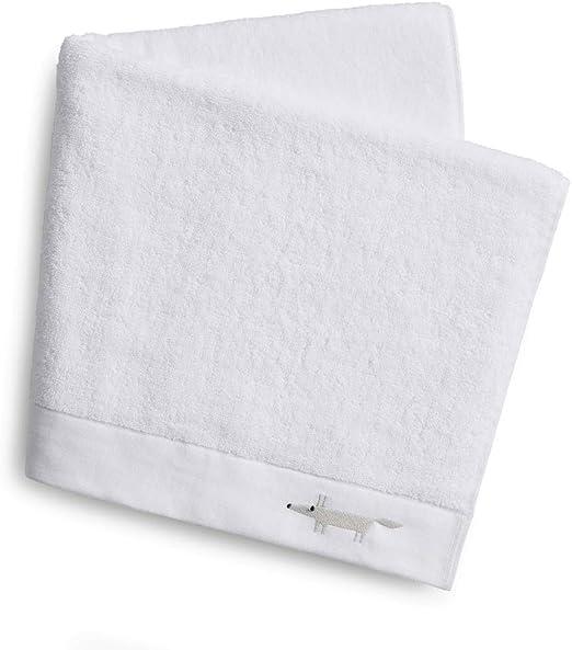 Scion Toalla de Cara, Rizo de algodón, Color Blanco, 30 x 30 cm: Amazon.es: Hogar