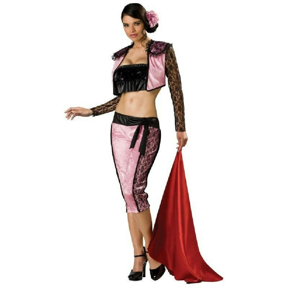 Pink Matador Adult Sexy Womens Tempting Toreador Costume Size Large by unbrand