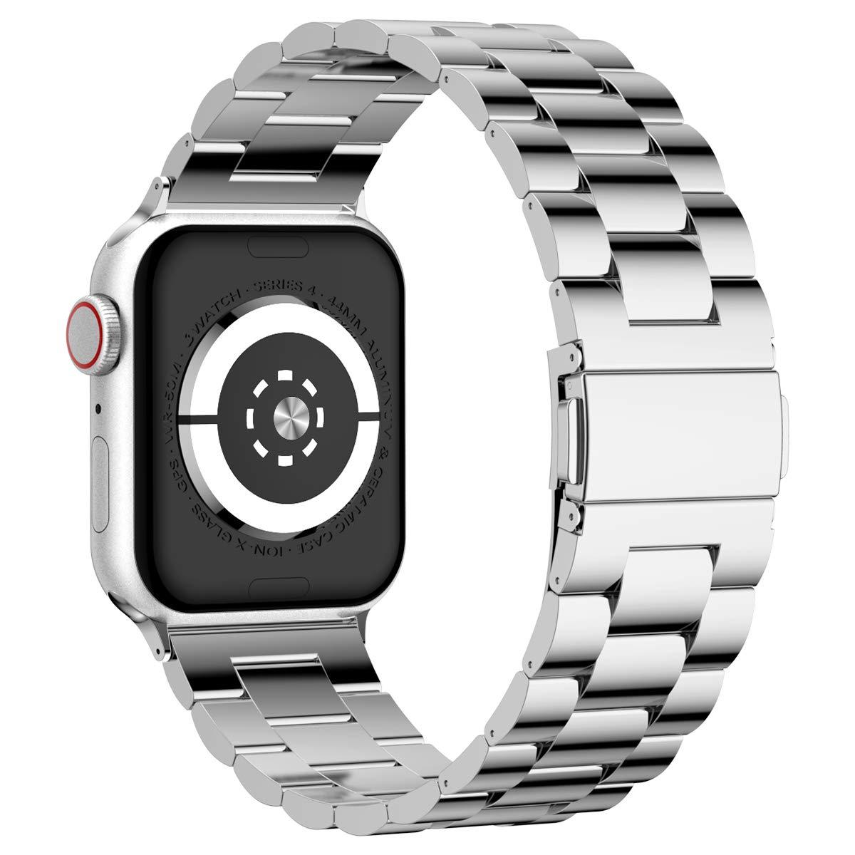 Malla Acero para Apple Watch (38/40mm) IITEEOLOGY [1ELEBLP8]