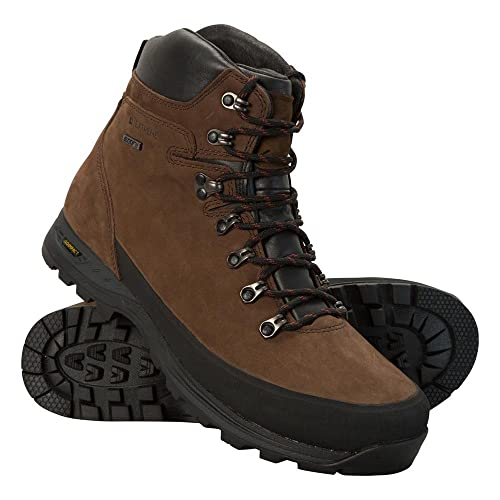 Mountain Warehouse Discovery Mens Extreme Isogrip Boots - Waterproof Rain  Boots, Quick Drying Walking Shoes