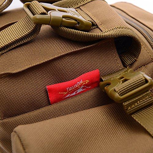 Abnehmbare Kessel durch Outdoor-Sport-kleine Taschen