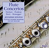 20th Century Flute Concertos (Nielsen, Honegger, Ibert  and  Poulenc)