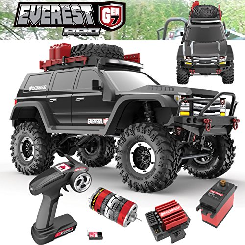 Redcat Racing Everest Gen7 Pro 1/10 4WD RTR Scale Rock Crawler