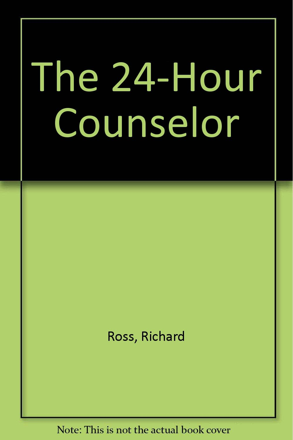 Download The 24-Hour Counselor pdf