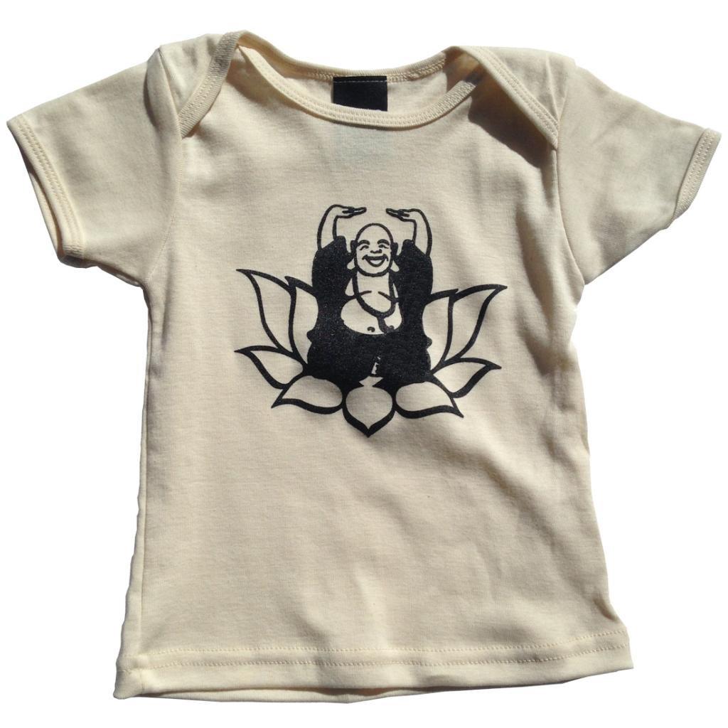 人気新品入荷 YoungPunks Baby Happy Happy Buddha Months TシャツLap B00L5LWTPC T有機 18 - 24 Months ナチュラル B00L5LWTPC, はせがわオンラインショップ:ab3781b1 --- a0267596.xsph.ru
