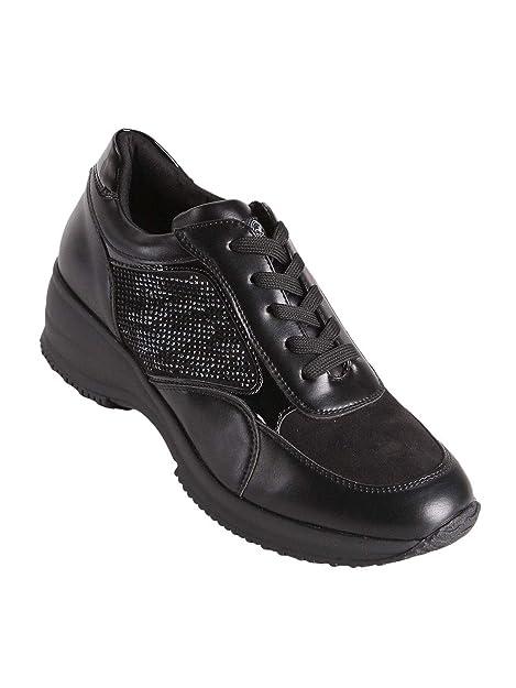 Helena itScarpe Borse Queen Sneakers E Zeppa Con StrassAmazon QCorxBWdeE