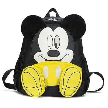 NFDGHKFD Mochila para NiñOs, Pies Grandes Y Lindos para NiñOs Mochila Mickey VersióN Coreana De Minnie Bolsa Bocadillos Bolsas Moda,C: Amazon.es: Hogar