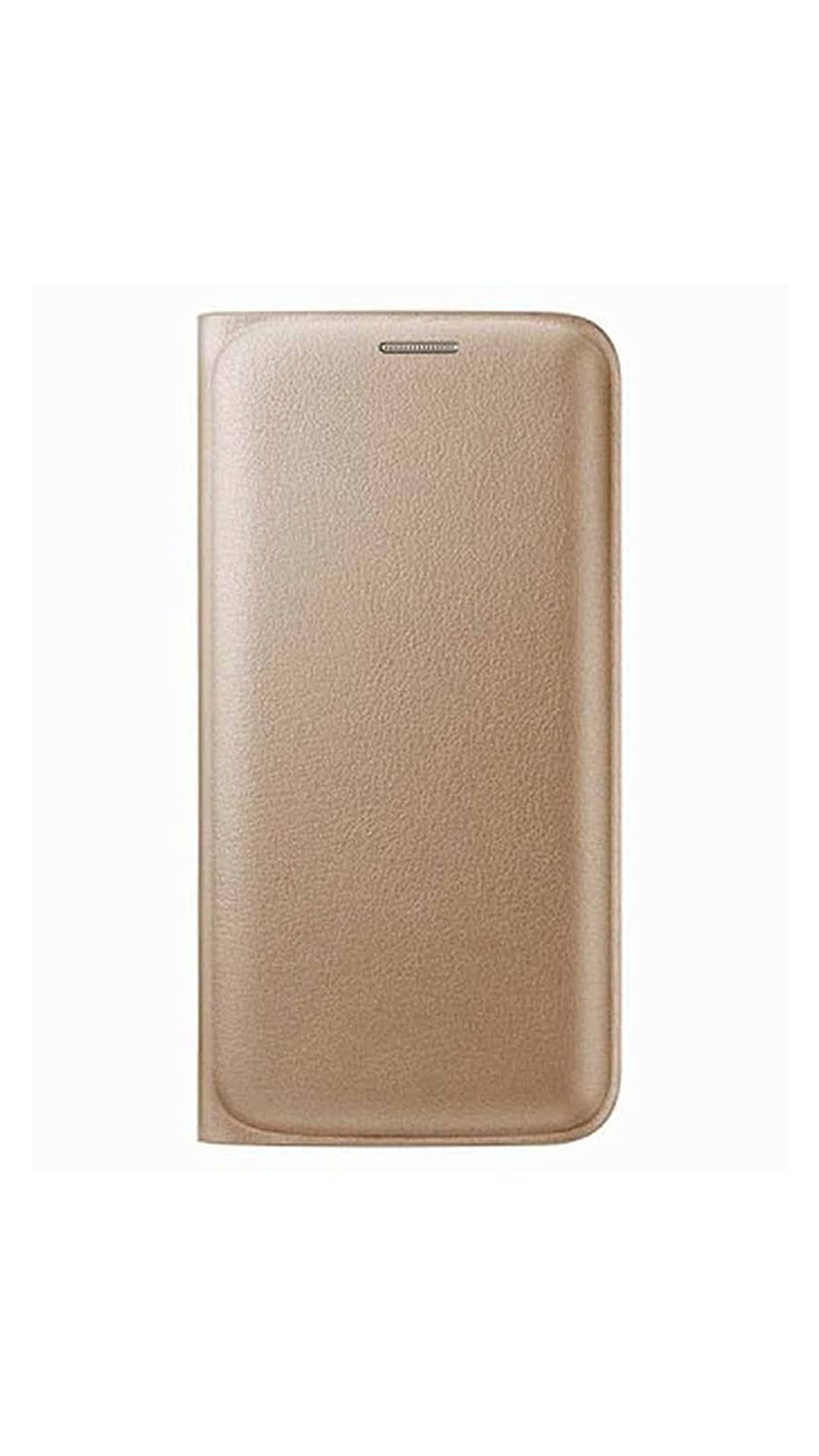 on sale 143e8 d0e36 Buy Samsung Galaxy Grand 2 I7106 Original Leather FLIP Cover (Gold ...