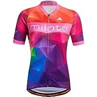 711a84fb1 Uriah Women s Cycling Jersey Short Sleeve Reflective
