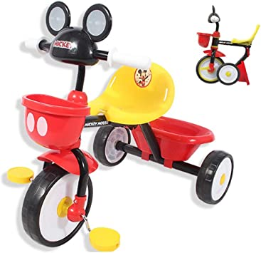 SONG Sillas de paseo Bebé carro conveniente en la bicicleta ...