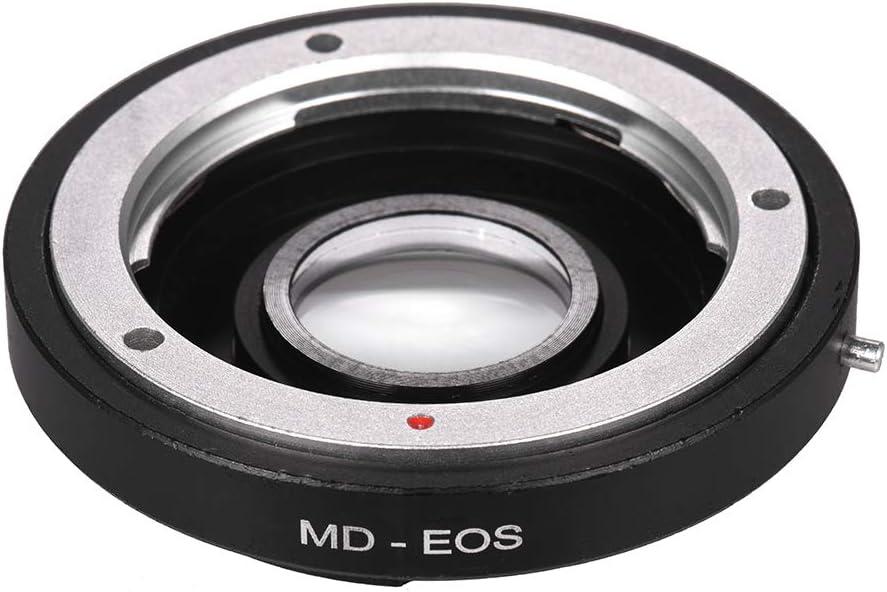 Docooler Md Eos Lens Mount Adapter Ring Mit Minolta Kamera