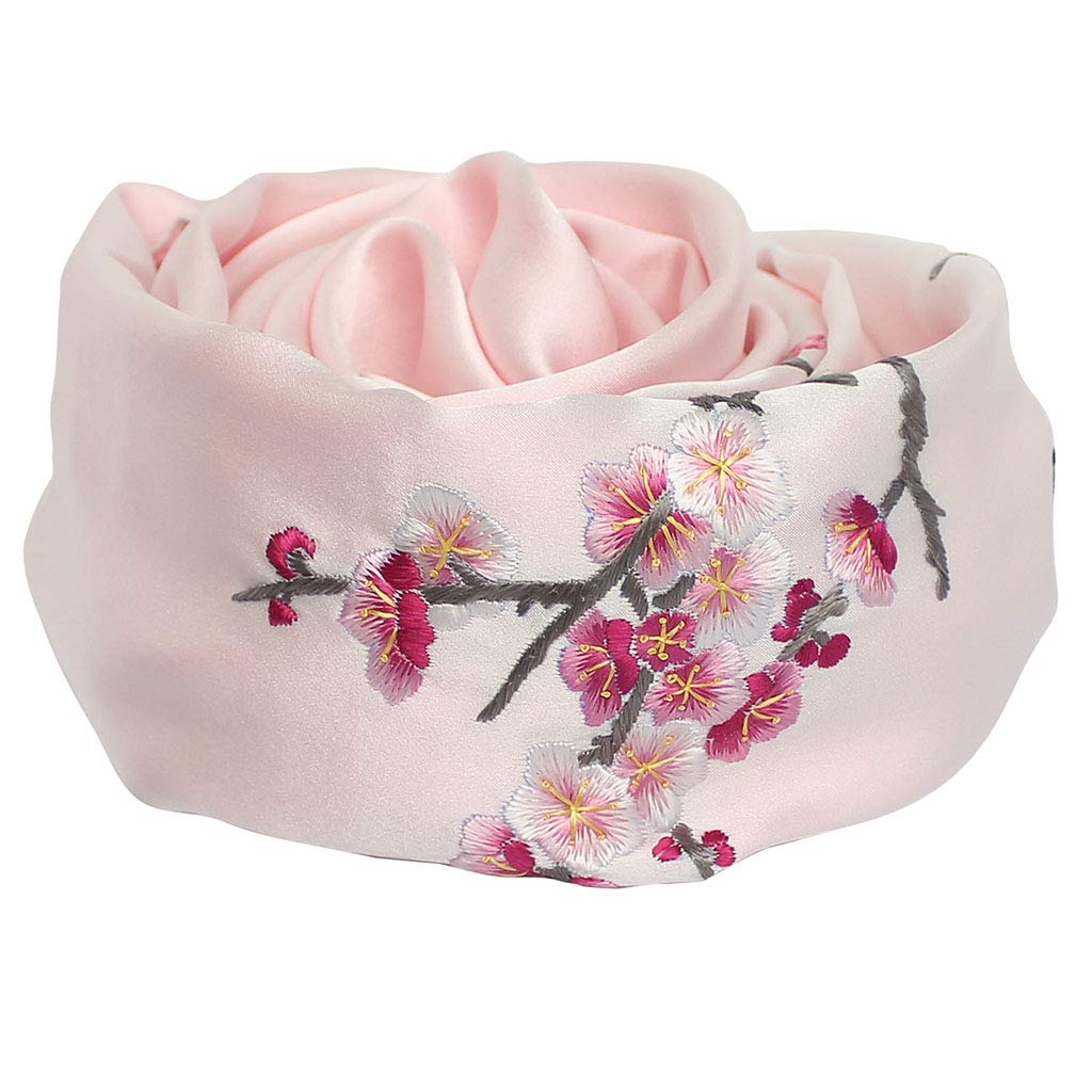 E Stoles Scarf Silk Shawl Scarf Silk Embroidery Shawl Spring and Autumn Winter Shawl Scarf Ladies (color   H, Size   155  35cm)