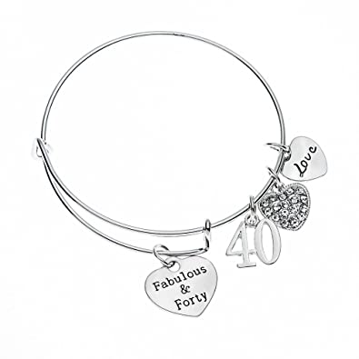 birthday friend charm happy expandable products best bangle gift adjustable img bracelet