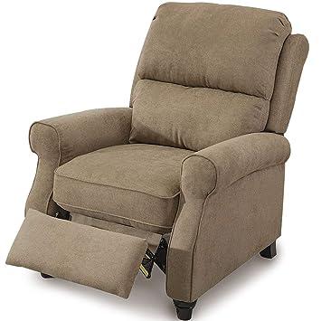 Amazon.com: BONZY - Silla reclinable con brazo y mecanismo ...