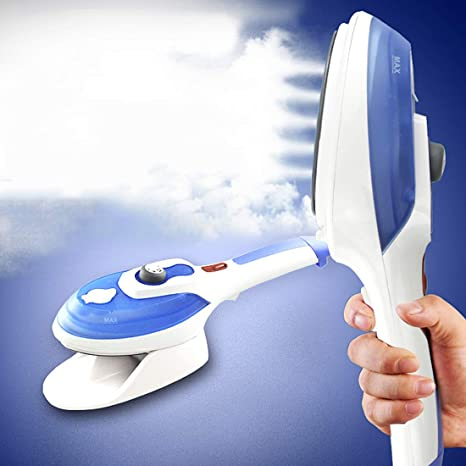 800W Portable Handheld Hanging Machine Steam Iron Dry Cleaning Steam Brush New