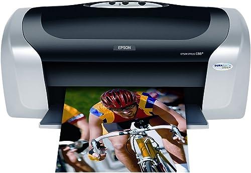Epson Stylus C88+ High-Resolution Inkjet Desktop Color Printer