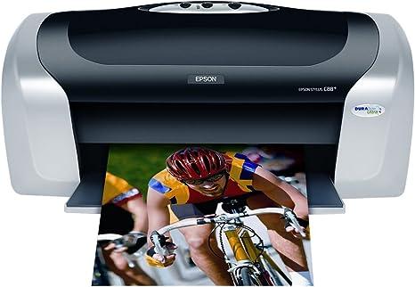 Epson Stylus C88+ - Impresora de tinta (T060120, T060220, T060320 ...