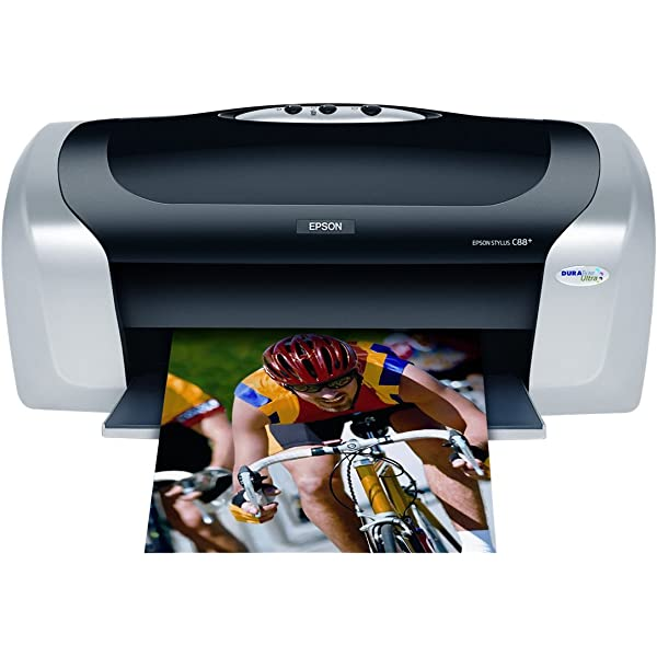 Amazon.com : Epson Stylus C88+ Inkjet Printer Color 5760 x ...