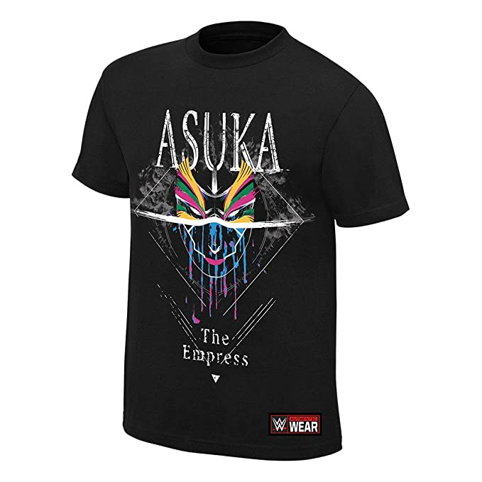 WWE ASUKA The Empress OFFICIAL AUTHENTIC T-SHIRT