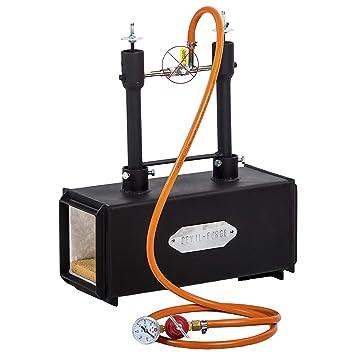 Gas Propane - Quemador dual para hacer cuchillos, herraduras o quemadores de muebles