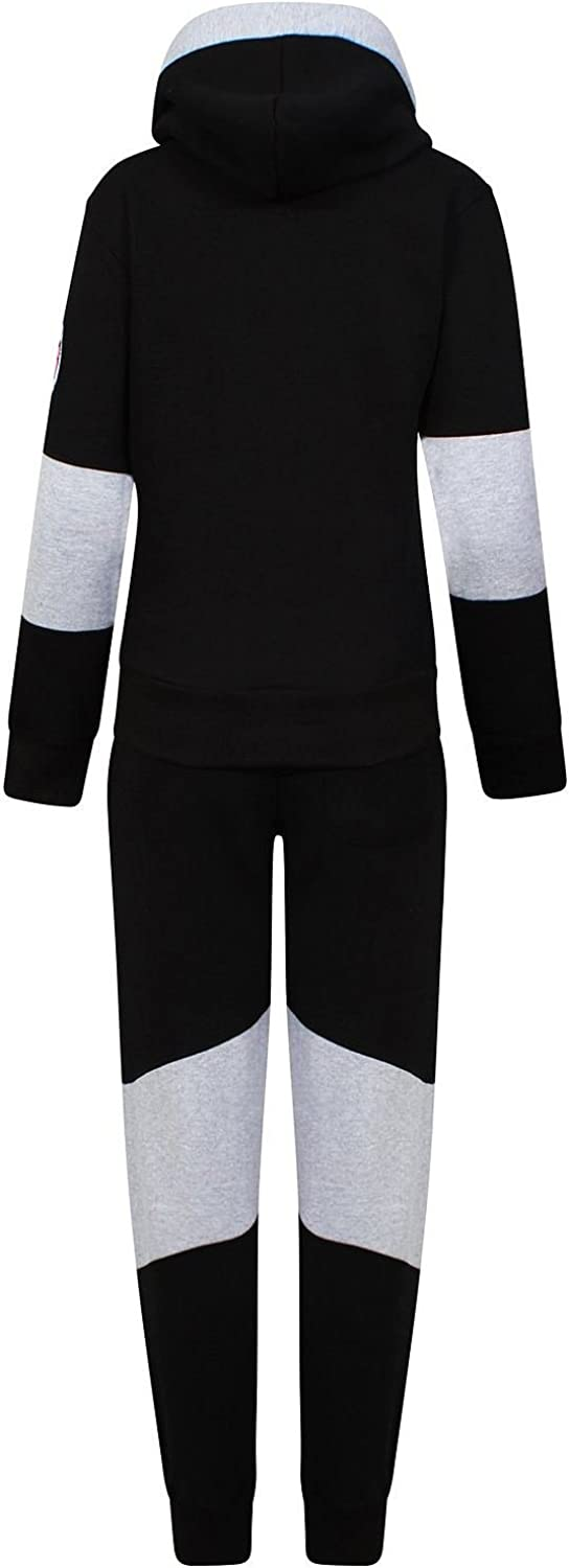 SILVER STAR  Baby All-in-one Sweatsuit black