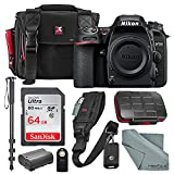 Nikon D7500 DSLR Camera (Body Only) and 64GB Accessory Bundle with Replacement Battery + Xpix Premium Camera Bag + Monopod + Water-Resistant Card Case + More Review