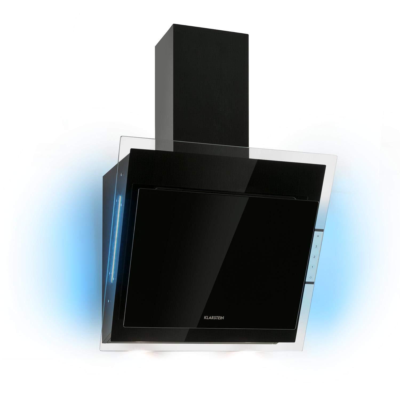 Candy CVMAD60N 57 dB Campana de dise/ño a pared Clase D Color Negro 400m/³//h