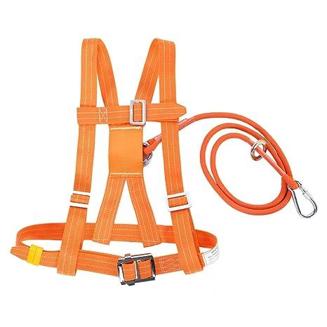 Cinturón de seguridad para trabajos aéreos, cuerda de rescate de ...